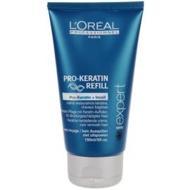 L'Oréal Professionnel Série Expert Pro-Keratin Refill crema regeneradora para cabello débil  150 ml