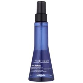 L'Oréal Professionnel Pro Fiber Re-Create bezoplachové sérum ve spreji pro jemné a poškozené vlasy  150 ml