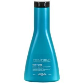 L'Oréal Professionnel Pro Fiber Restore obnovující kondicionér pro poškozené, chemicky ošetřené vlasy  200 ml