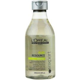 L'Oréal Professionnel Série Expert Pure Resource шампоан  за мазна коса  250 мл.