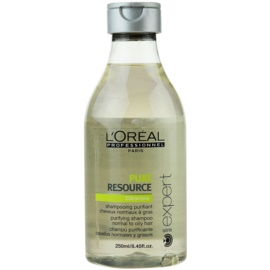 L'Oréal Professionnel Série Expert Pure Resource sampon pentru par gras  250 ml