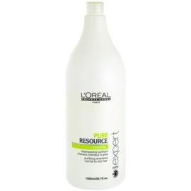 L'Oréal Professionnel Série Expert Pure Resource champú para cabello graso  1500 ml