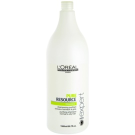 L'Oréal Professionnel Série Expert Pure Resource sampon pentru par gras  1500 ml