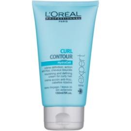 L'Oréal Professionnel Série Expert Curl Contour creme nutritivo para uma ondulação mais definida  150 ml
