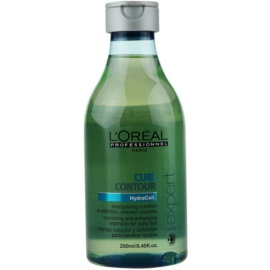 L'Oréal Professionnel Série Expert Curl Contour hranilni šampon za valovite lase in lase s trajno ondulacijo  250 ml