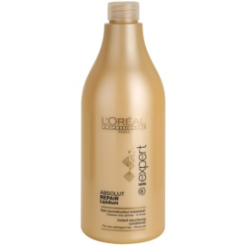 L'Oréal Professionnel Série Expert Absolut Repair Lipidium regeneračný kondicionér pre veľmi poškodené vlasy  750 ml