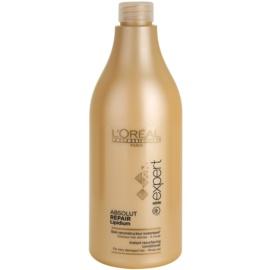 L'Oréal Professionnel Série Expert Absolut Repair Lipidium regenerační kondicionér pro velmi poškozené vlasy  750 ml