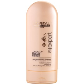 L'Oréal Professionnel Série Expert Absolut Repair Lipidium balsam regenerator pentru par foarte deteriorat  150 ml