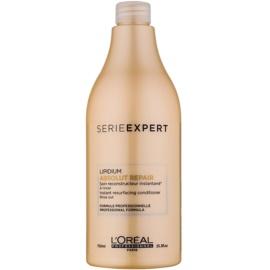 L'Oréal Professionnel Série Expert Absolut Repair Lipidium odżywka regenerująca do bardzo zniszczonych włosów  750 ml