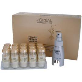 L'Oréal Professionnel Série Expert Absolut Repair Lipidium Sofort-Pflege für stark geschädigtes Haar  30x10 ml