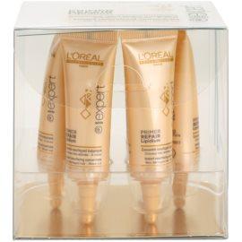 L'Oréal Professionnel Série Expert Absolut Repair Lipidium koncentrovaná péče pro okamžitou regeneraci  6x12 ml