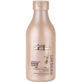 L'Oréal Professionnel Série Expert Absolut Repair Lipidium vyživující šampon pro velmi poškozené vlasy  250 ml
