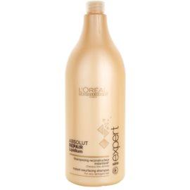 L'Oréal Professionnel Série Expert Absolut Repair Lipidium vyživující šampon pro velmi poškozené vlasy  1500 ml