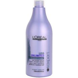 L'Oréal Professionnel Série Expert Liss Unlimited Gladmakende Conditioner  voor Onhandelbaar en Pluizig Haar   750 ml