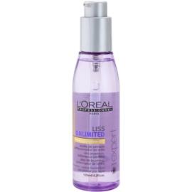 L'Oréal Professionnel Série Expert Liss Unlimited óleo alisante para cabelo rebelde  125 ml
