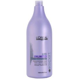 L'Oréal Professionnel Série Expert Liss Unlimited glättendes Shampoo für unnachgiebige und strapaziertes Haar  1500 ml
