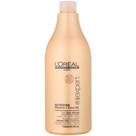 L'Oréal Professionnel Série Expert Nutrifier odżywcza odżywka do włosów suchych i osłabionych  750 ml