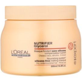 L'Oréal Professionnel Série Expert Nutrifier Maske mit ernährender Wirkung für trockenes Haar  500 ml