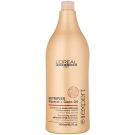 L'Oréal Professionnel Série Expert Nutrifier champô nutritivo para cabelo seco a danificado sem slicone  1500 ml