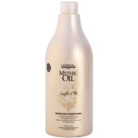 L'Oréal Professionnel Mythic Oil Souffle d´Or gelový kondicionér pro lesk a hebkost vlasů  750 ml