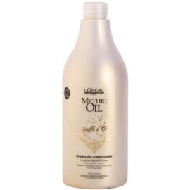 L'Oréal Professionnel Mythic Oil Souffle d´Or géles kondicionáló a fénylő és selymes hajért  750 ml