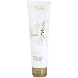 L'Oréal Professionnel Steampod krem wypełniający i wygładzający do ochrony włosów przed wysoką temperaturą  150 ml