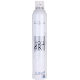 L'Oréal Professionnel Tecni Art Fix pršilo za fiksiranje proti krepastim lasem  400 ml
