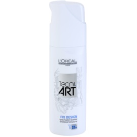 L'Oréal Professionnel Tecni Art Fix fixáló spray erős fixálás  200 ml
