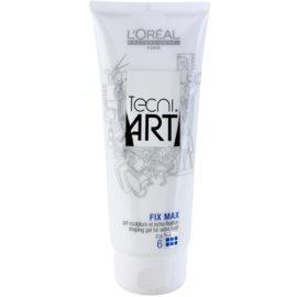 L'Oréal Professionnel Tecni Art Fix гель для волосся для фіксації та надання форми  200 мл