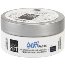 L'Oréal Professionnel Tecni Art Stiff pasta modelującapasta modelująca z matowym wykończeniem  75 ml
