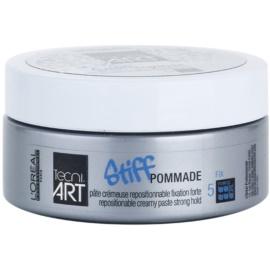L'Oréal Professionnel Tecni Art Stiff krémová pasta silné zpevnění  75 ml