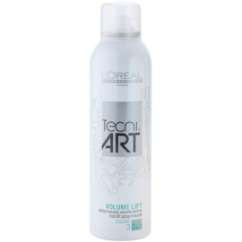 L'Oréal Professionnel Tecni Art Volume Styling Schaum für einen volleren Haaransatz  250 ml