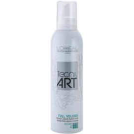 L'Oréal Professionnel Tecni Art Volume mousse de fixação forte para dar volume  250 ml