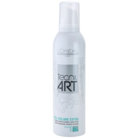 L'Oréal Professionnel Tecni Art Volume pěna na vlasy pro extra objem  250 ml