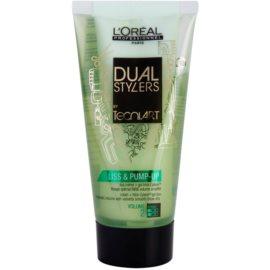 L'Oréal Professionnel Tecni Art Dual Stylers żel-krem do wygładzania przy zachowaniu dużej objętości włosów  150 ml