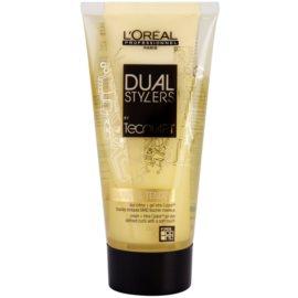L'Oréal Professionnel Tecni Art Dual Stylers gel krém pro vytvarování vln  150 ml