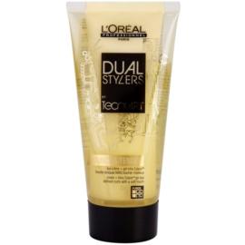 L'Oréal Professionnel Tecni Art Dual Stylers gel cremoso para formação de ondas  150 ml