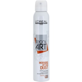 L'Oréal Professionnel Tecni Art Morning After Dust suchý šampon ve spreji  200 ml