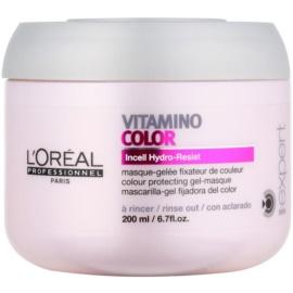 L'Oréal Professionnel Série Expert Vitamino Color regenerační maska pro barvené vlasy  200 ml