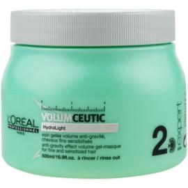 L'Oréal Professionnel Série Expert Volumceutic maska pro jemné vlasy  500 ml