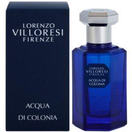 Lorenzo Villoresi Acqua di Colonia toaletna voda uniseks 50 ml
