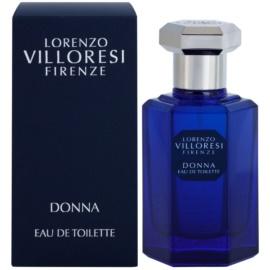 Lorenzo Villoresi Donna woda toaletowa unisex 50 ml