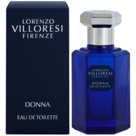 Lorenzo Villoresi Donna toaletní voda unisex 50 ml