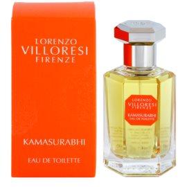 Lorenzo Villoresi Kamasurabhi woda toaletowa unisex 50 ml