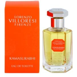 Lorenzo Villoresi Kamasurabhi Eau de Toilette unissexo 50 ml