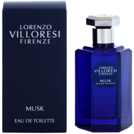 Lorenzo Villoresi Musk woda toaletowa unisex 100 ml