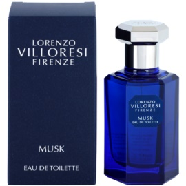 Lorenzo Villoresi Musk eau de toilette unisex 50 ml
