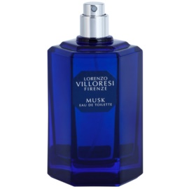 Lorenzo Villoresi Musk eau de toilette teszter unisex 100 ml