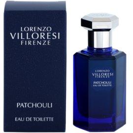 Lorenzo Villoresi Patchouli toaletna voda uniseks 50 ml