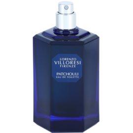 Lorenzo Villoresi Patchouli toaletní voda tester unisex 100 ml